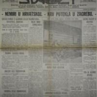 Jugoslovenski svijet (15.03.1918)