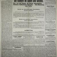 Belgrader Nachrichten (28.06.1918)