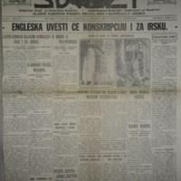 Jugoslovenski svijet (11.04.1918)